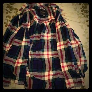 We boyfriend flannel! Like new!